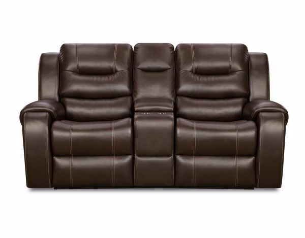 Picture of Jamestown - Umber Reclining Loveseat