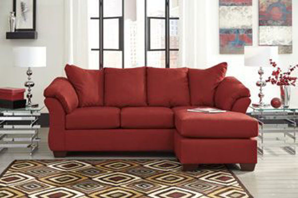 Picture of Darcy - Salsa Sofa Chaise